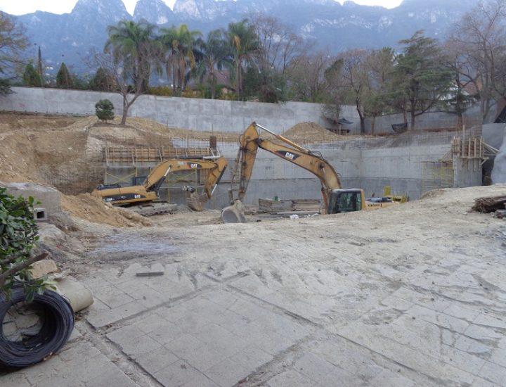 Avanza construcción para desarrollo de 9 niveles