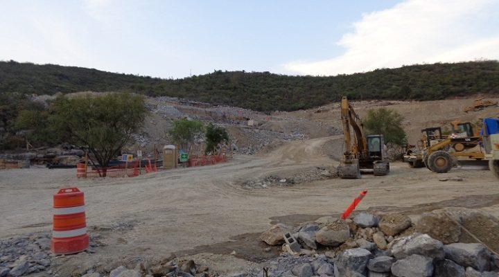 Se reparten constructoras proyecto de 48 mil 500 m2