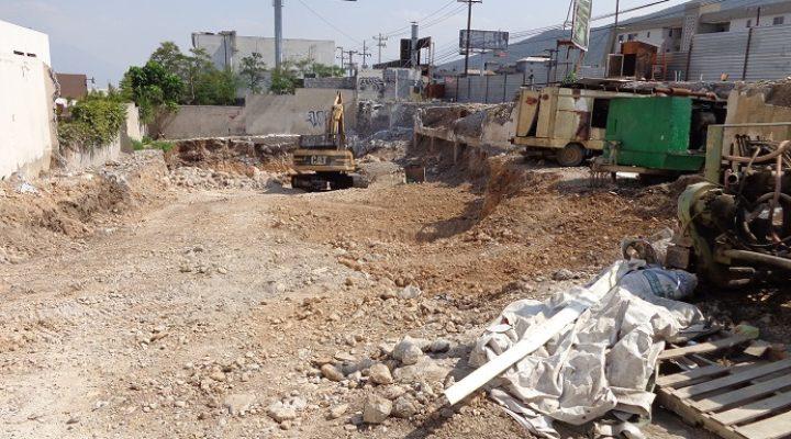 Inicia excavación para edificar usos mixtos en Leones