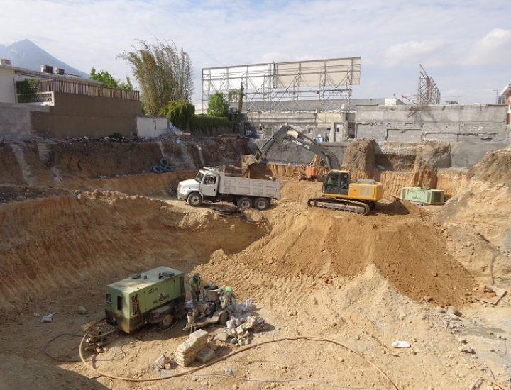 Llegará edificio con plaza central al Centrito Valle