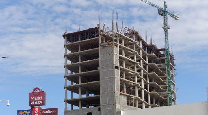 Arriba a fase final construcción de DH en Guadalupe