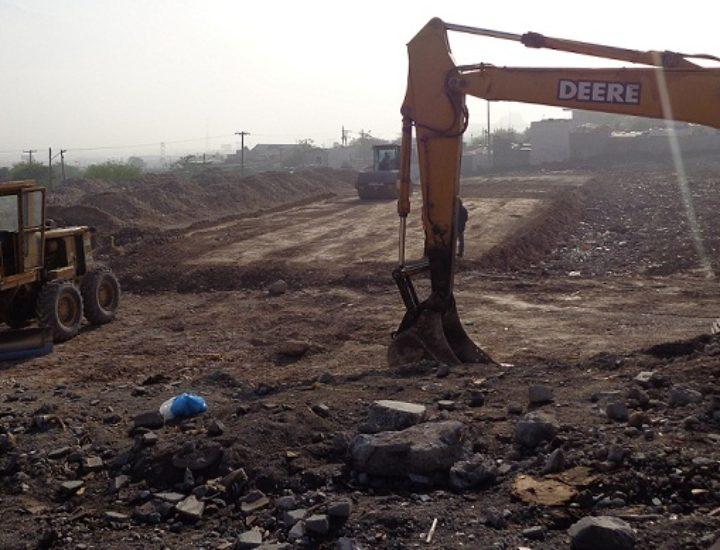 Arrancan obras para edificar prepa técnica en San Pedro