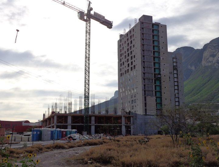 Entra constructora a proyecto vertical de vivienda