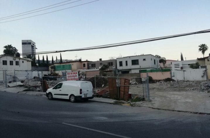 Concluye etapa de demolición en proyecto en San Jerónimo