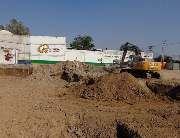 Construirán agencia en predio de 5 mil m2