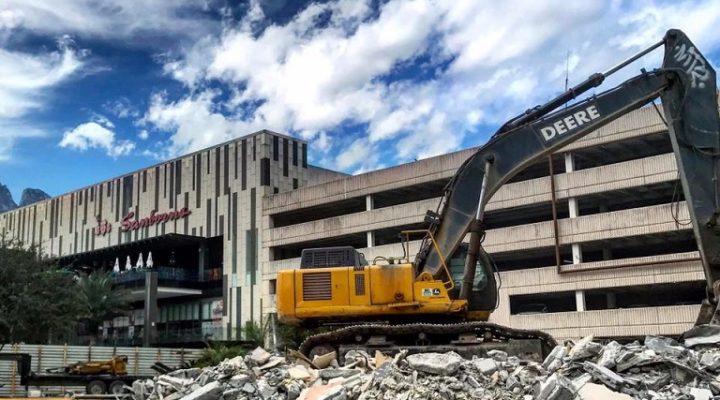 Construirán auditorio en centro comercial de SP