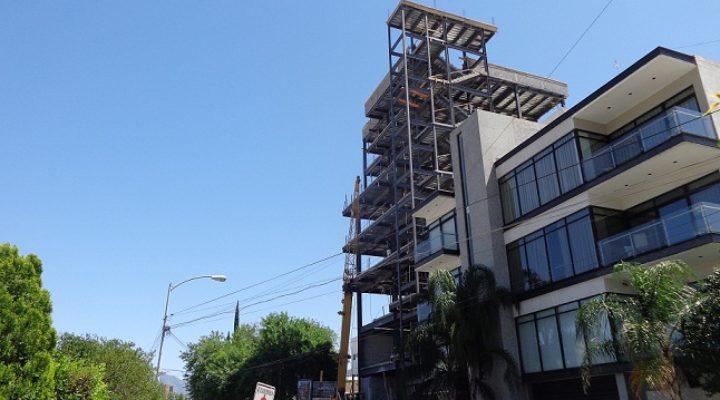 Levantan torre habitacional de lujo en San Pedro