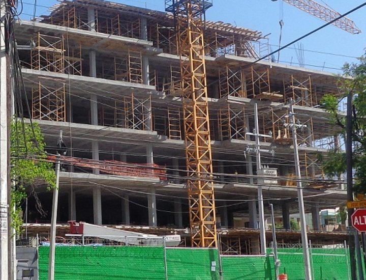 Vislumbra fase final edificio corporativo en el Obispado