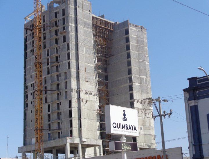 Completan estructura de KYO Midtown; alistan etapa de acabados
