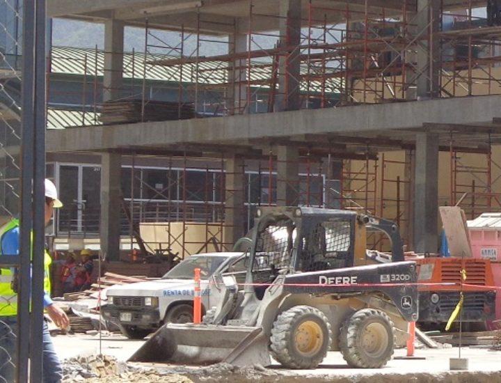 Entra a fase definitiva construcción de Quadra Towers