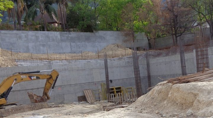 Arranca fase de cimentación en condominio de lujo