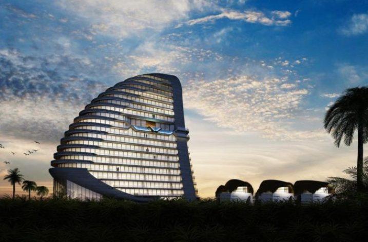 Inicia fase estructural de complejo de 50 mil m2 en Cancún