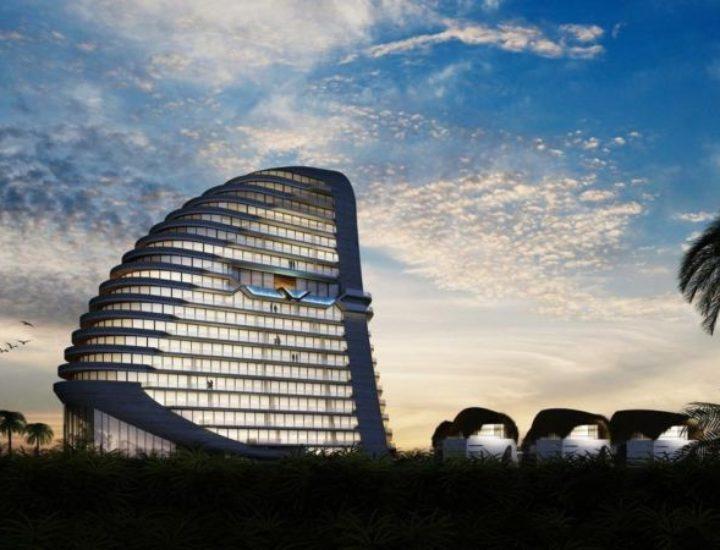Edificarán proyecto 'Shark Tower' en Cancún