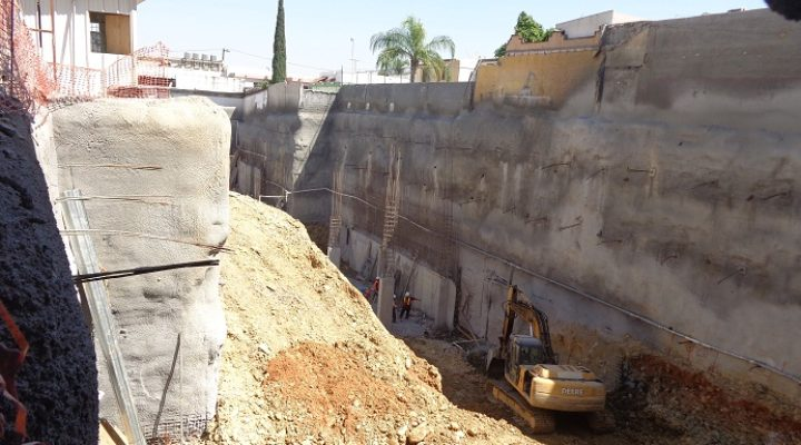 Arribará plaza comercial a Contry; inicia construcción de sótanos