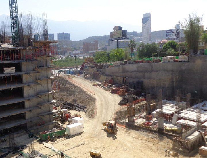 Inicia su ascenso segunda edificación de Torres Obispado