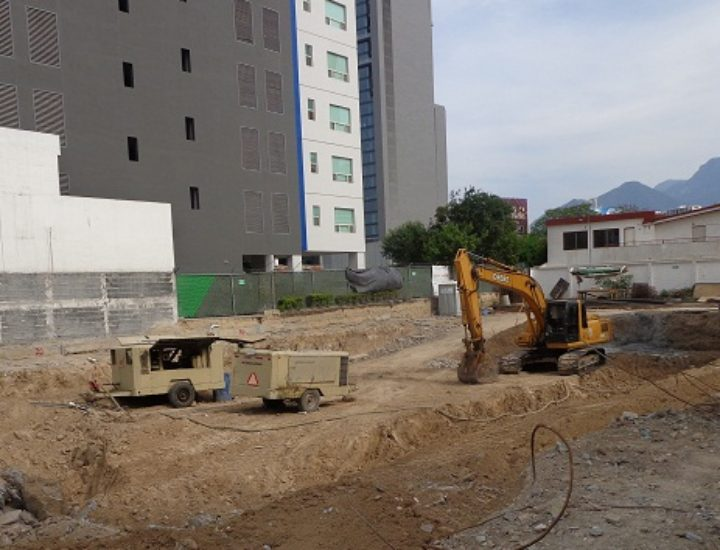 Inicia excavación en proyecto corporativo de 200 mdp