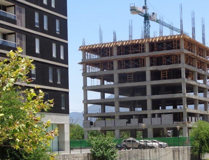 Avanza estructura de complejo vertical de vivienda
