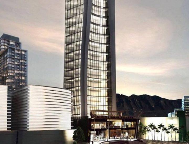 Edificarán torre de 21 niveles en Residencial San Agustín
