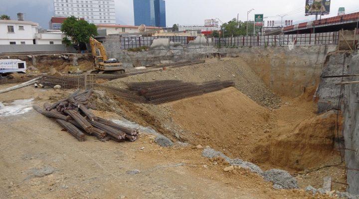 Retoman construcción de proyecto vertical de 34 mil m2