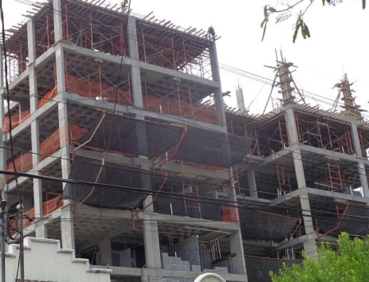 Crece proyecto vertical de vivienda en San Pedro