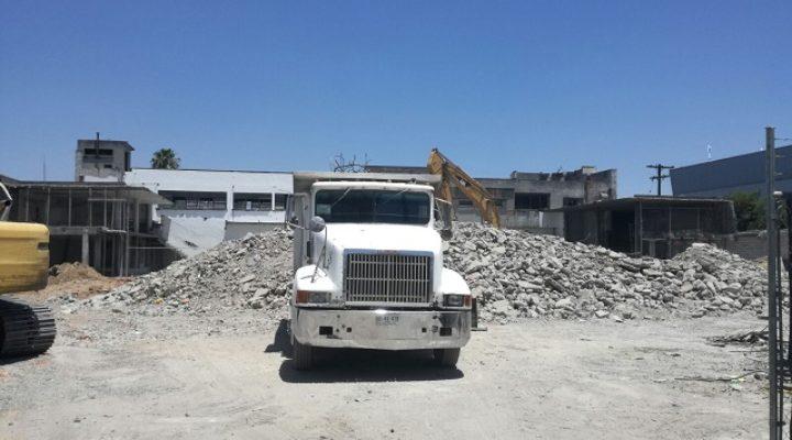 Ejecutan demolición en Arteaga; llegará desarrollo mixto