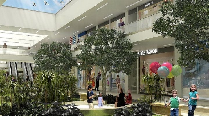 Proyectan nuevo centro comercial en Valle Alto