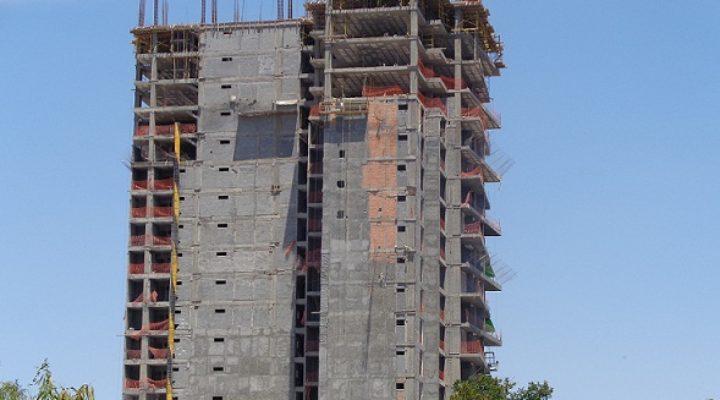 Preparan acabados de proyecto vertical en Santa María
