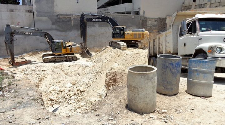 Avanza excavación en José Benítez; llegará desarrollo múltiple