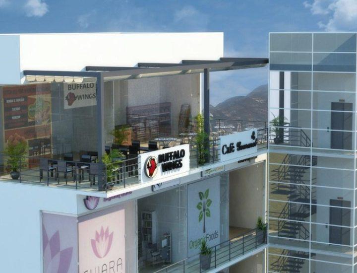 Proyectan complejo comercial en San Jerónimo