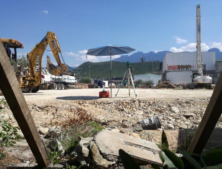 Eligen constructora para obra mixta de 60 mil m2