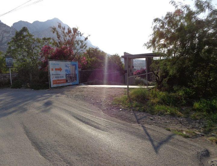 Preparan llegada de conjunto residencial a Santa Catarina