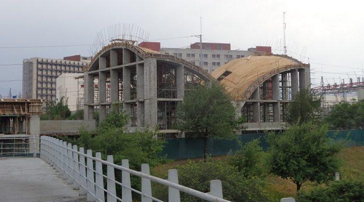 Adelantan construcción de recinto en Paseo Santa Lucía