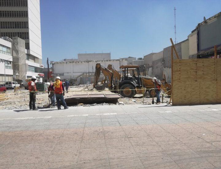 Construirán desarrollo de 5 niveles en paseo comercial