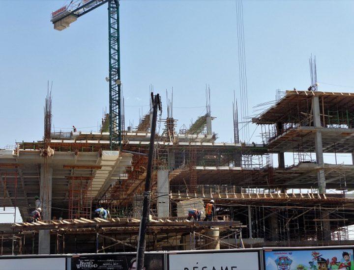 Crece complejo de uso múltiple de 12 mil m2