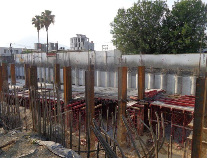 Inicia fase de estructura proyecto mixto en San Pedro