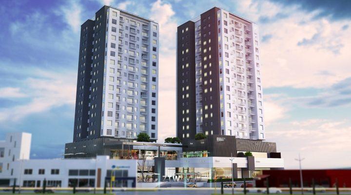 Edificarán torres gemelas de 15 niveles en Puebla
