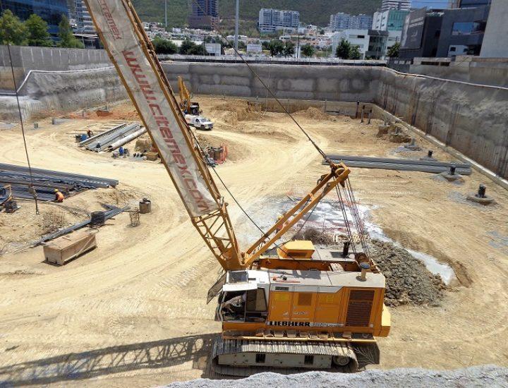 Edifican primer componente de centro urbano en SP