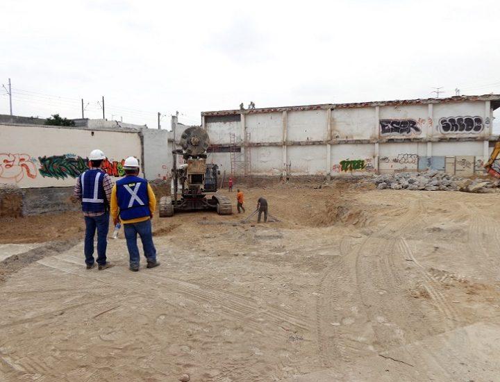 Arranca excavación en obra mixta de 21 niveles