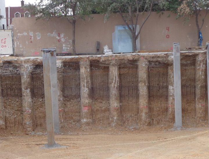 Avanza ejecución de edificio mixto en Humberto Lobo