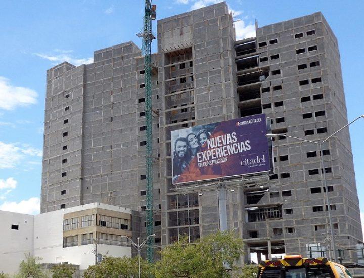 Inician acabados de centro médico en Guadalupe