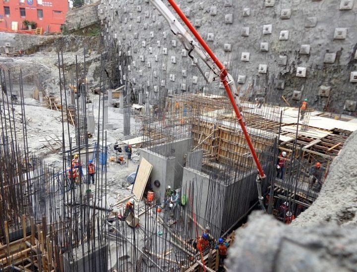 Inicia estructura de conjunto mixto en San Jerónimo