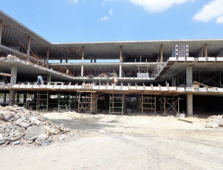 Se acerca apertura de Plaza Serranía en Cumbres