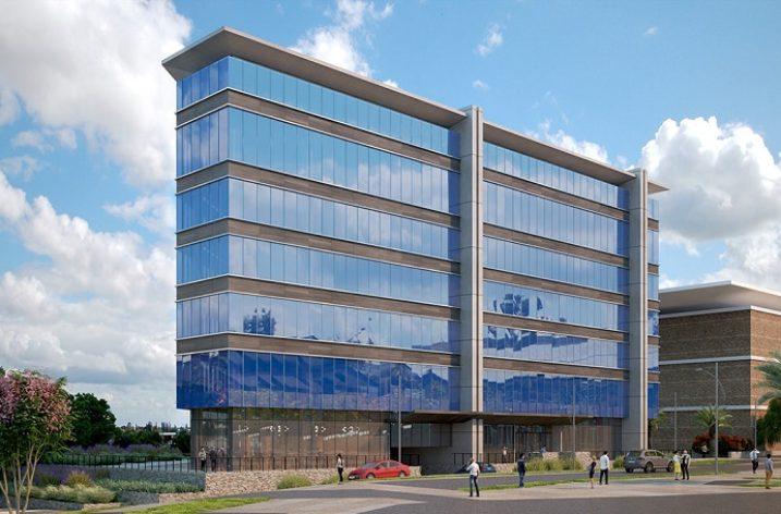 Inicia construcción de corporativo en Parque Centro
