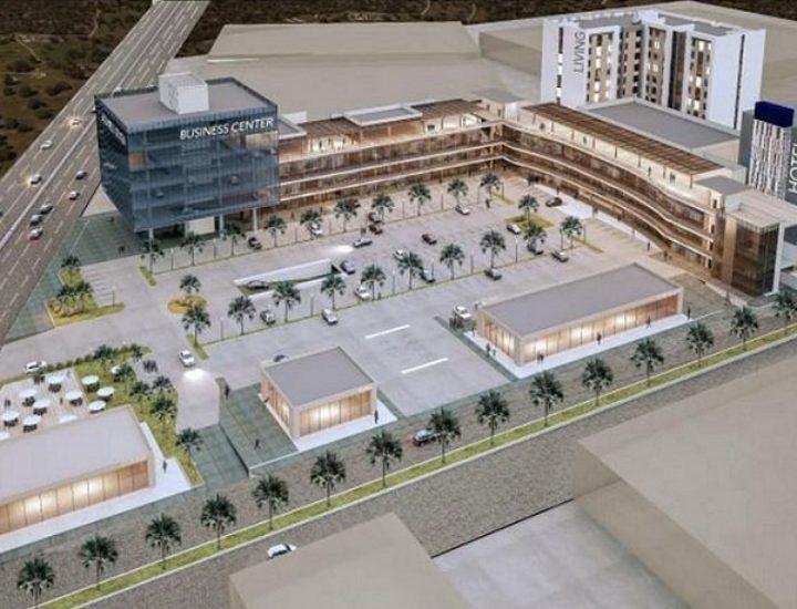 Avanza construcción de Nave Life Plaza en Apodaca