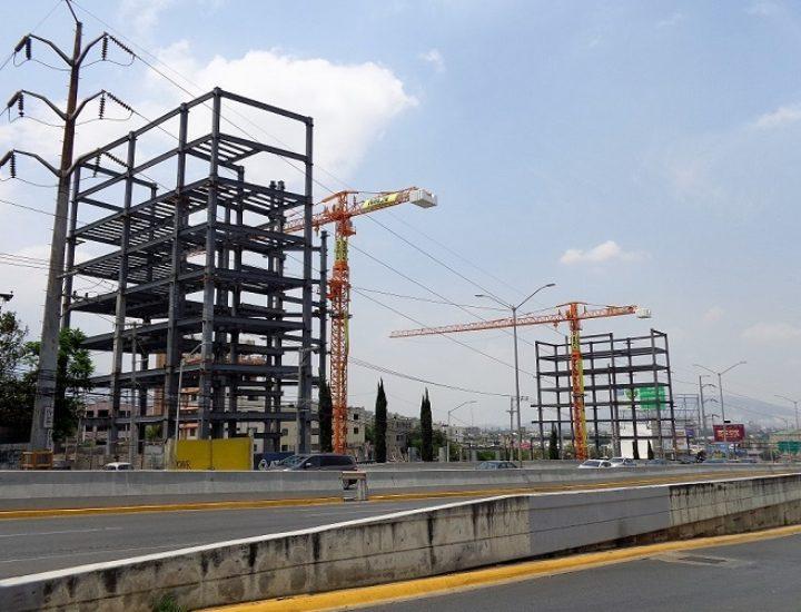 Avanza estructura de complejo mixto de 14 mil m2