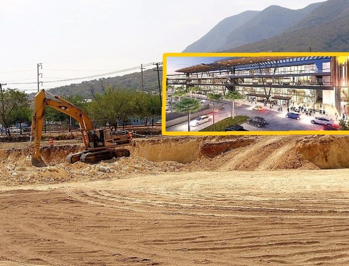 Asignan supervisión de 'fashion mall' de 500 mdp en Mty