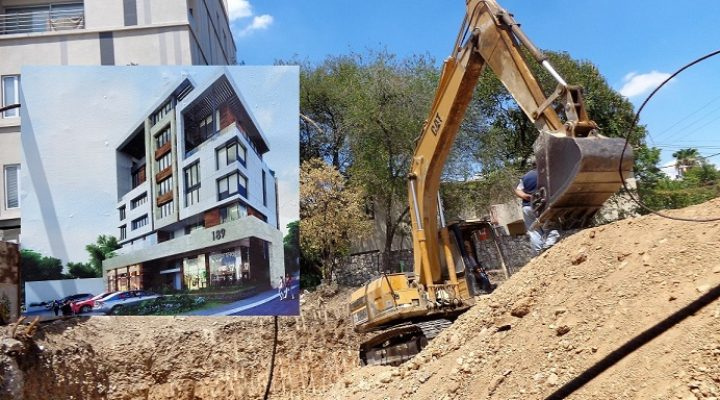 Arranca excavación de proyecto mixto en San Pedro