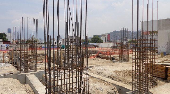Arranca cimentación de proyecto de 60 mil m2