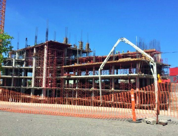 Construyen complejo múltiple en Hermosillo