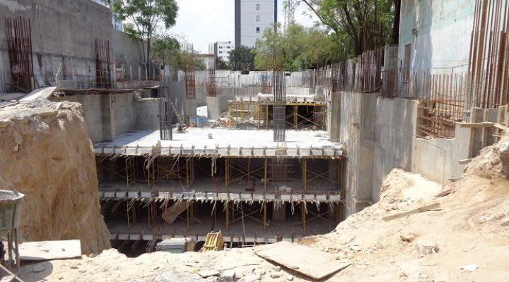 Emerge estructura de Elysium en San Jerónimo